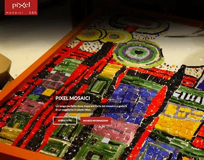 Pixel Mosaici B&B Corporate Website 2017