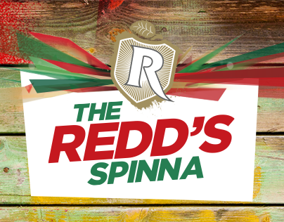 Redd's Spinna Digital Activation