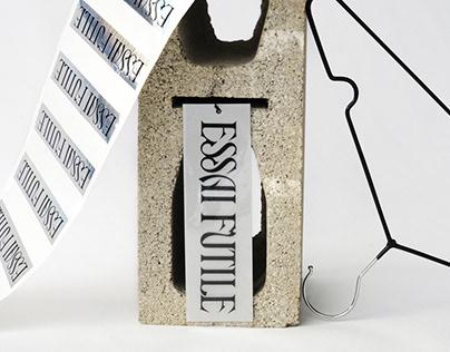 Essai Futile branding