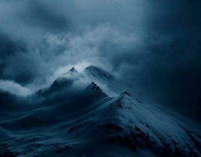 ⁜ Peak a Blue