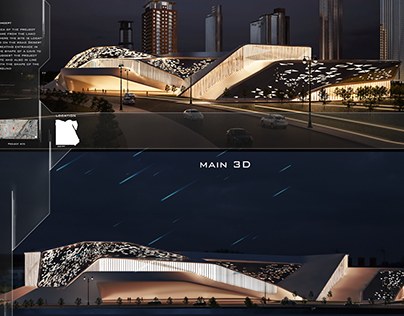 cultural center Project