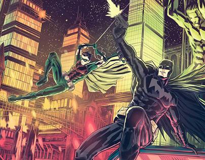 DC Rendition Part 1