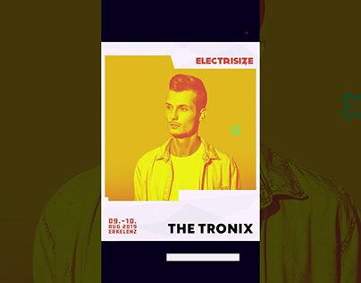 The Tronix Social Media Spot