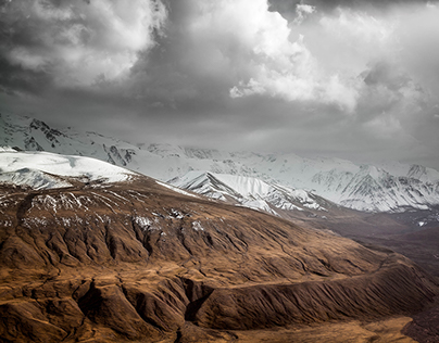 THE MOST DESOLATE PLACES IN KYRGYZSTAN