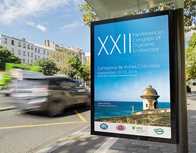 XXII PanAmerican Congress of Digestive Endoscopy