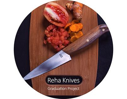 Graduation Project - Reha Knife Craft