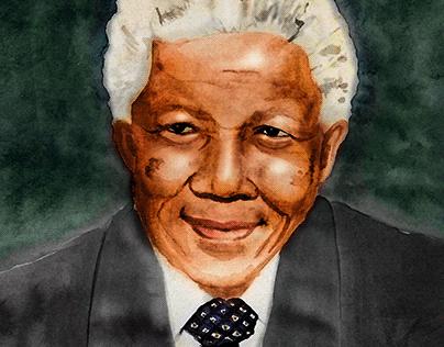 2018: Nelson Mandela