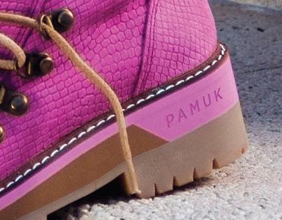 PAMUK · Branding