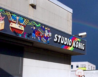 NEO MAGAZIN ROYALE | Gestaltung Studio König