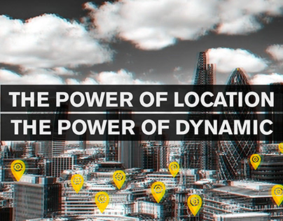 Posterscope - The Power of Location Showreel