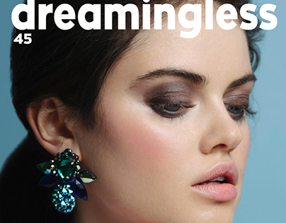 Coverstory COPPERTOUCH for Dreamingless Magazine