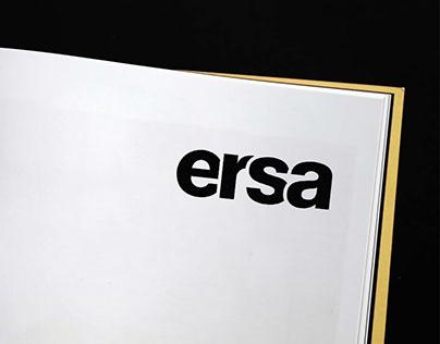 Branding for Ersa