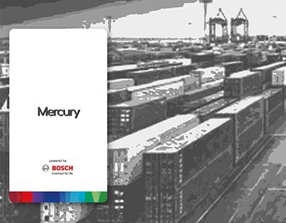 Mercury : A Temperature teller App for Bosch