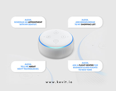 Alexa Small things makes a huge difference! - Kevit