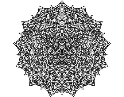 Mandala No. 8