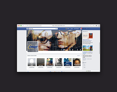 Image Optometry | Eyewear Social Media Redesign