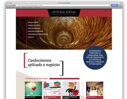 Officina Sophia Website