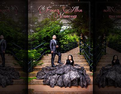 Frenz Allen & Vanessa 01-10-21 GUESTBOOK