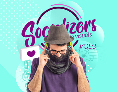 Socializers - VOL3