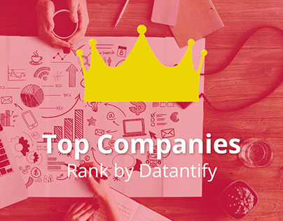Top Companies - rank by Datantify