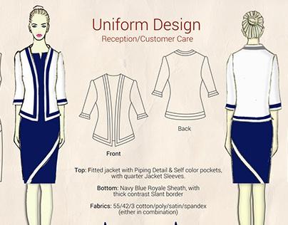 Uniform Design for Healthcare