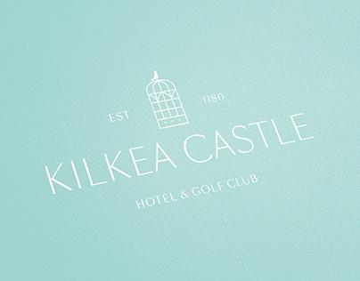 Kilkea Castle Branding