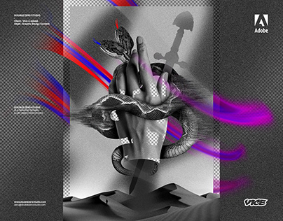 Vice & Adobe - 1st Prize - The Visual Lab Contest