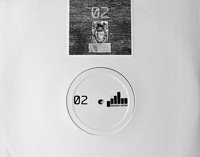 "Common Series 02 - VINYL 12"" Music/Artwork/Packaging"