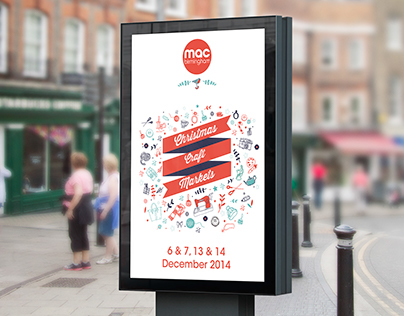 MAC Craft Markets Branding