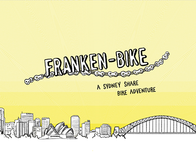 Frankenbike: A Sydney Share Bike Newsgame