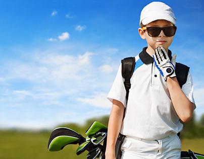 Golf Brand Identity