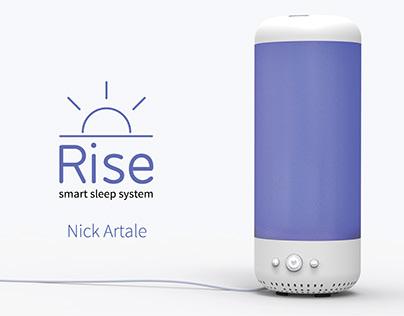 Rise - Smart Sleep System - Senior Capstone