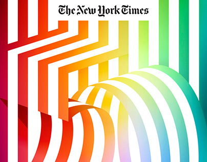 New York Times 50 Years of Pride Cover