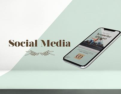 Social Media - CeD Móveis e Decorações