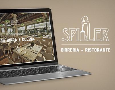 Spiller - Website Restyling