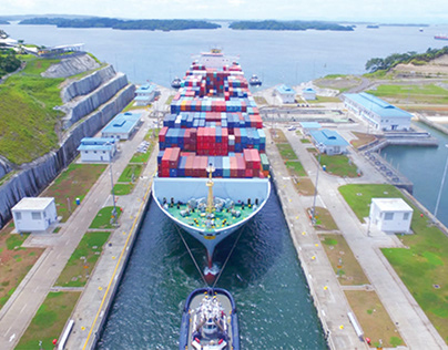 Benjamin Gordon on the Panama Canal