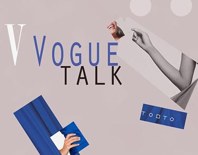 Vogue Talk - Electronic Music And Graphic Design