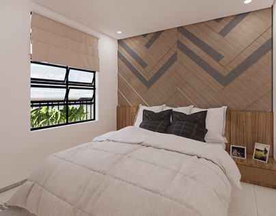 Apartmen One Bedroom Minimalist