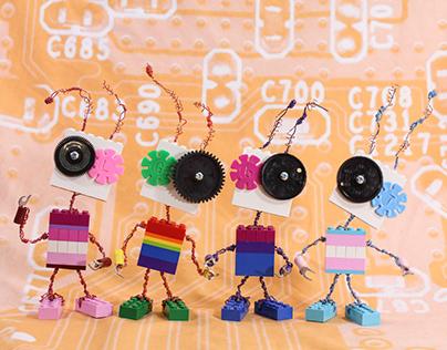 Pride Robots