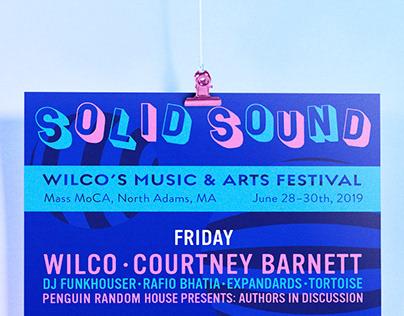 Solid Sound Festival Rebrand