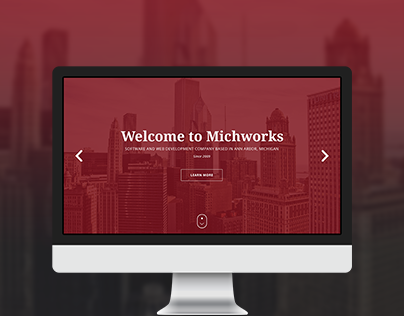 Michworks - One Page RWD