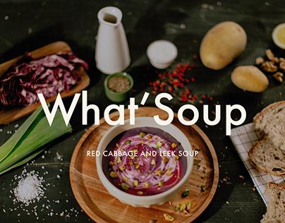 What'Soup | Winter Season