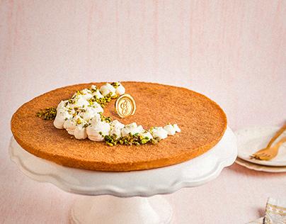 Groppi Ramadan Dessert - Food Commercial Photography