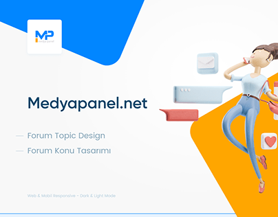 Medyapanel Topic Design