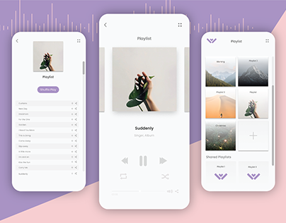 Player App Design