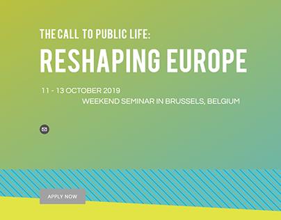Call to public Life / Brochure