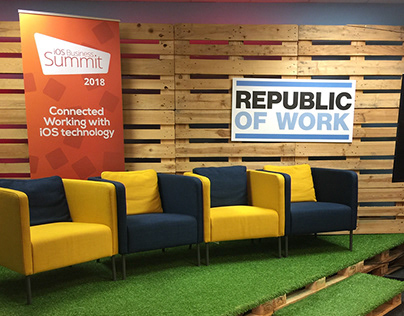 Branding refresh - iOS Business Summit