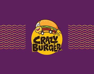 Crazy Burger Rebranding