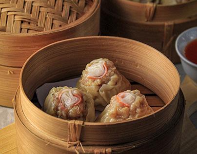 Dim Sum Food Photography