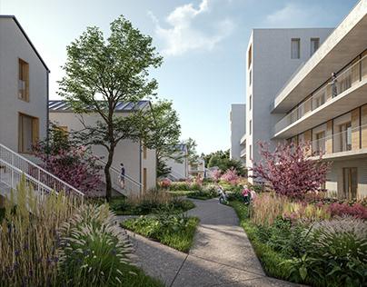 Housing, Treil sur Seine